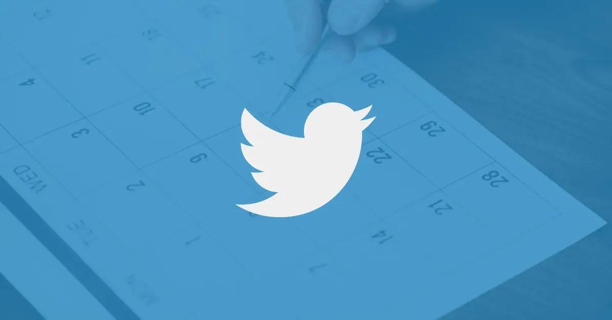 Pour les community managers : voici le calendrier 2019 des événements à ne pas manquer sur Twitter