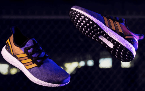 Adidas imagine des sneakers à l'effigie de Thanos