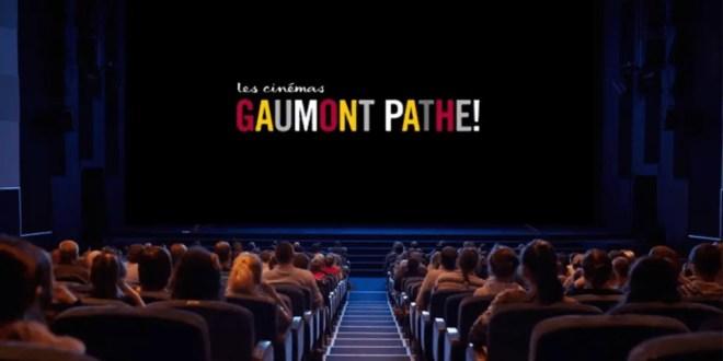 Les cinémas Pathé Gaumont font leur retour en communication