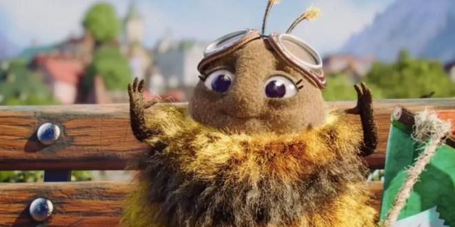 C'est l'histoire d'une abeille qui ne savait pas voler…