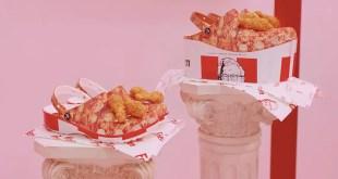 Crocs dévoile une collaboration inédite avec KFC