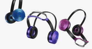Un designer dévoile un visuel des écouteurs purificateurs d'air de Dyson
