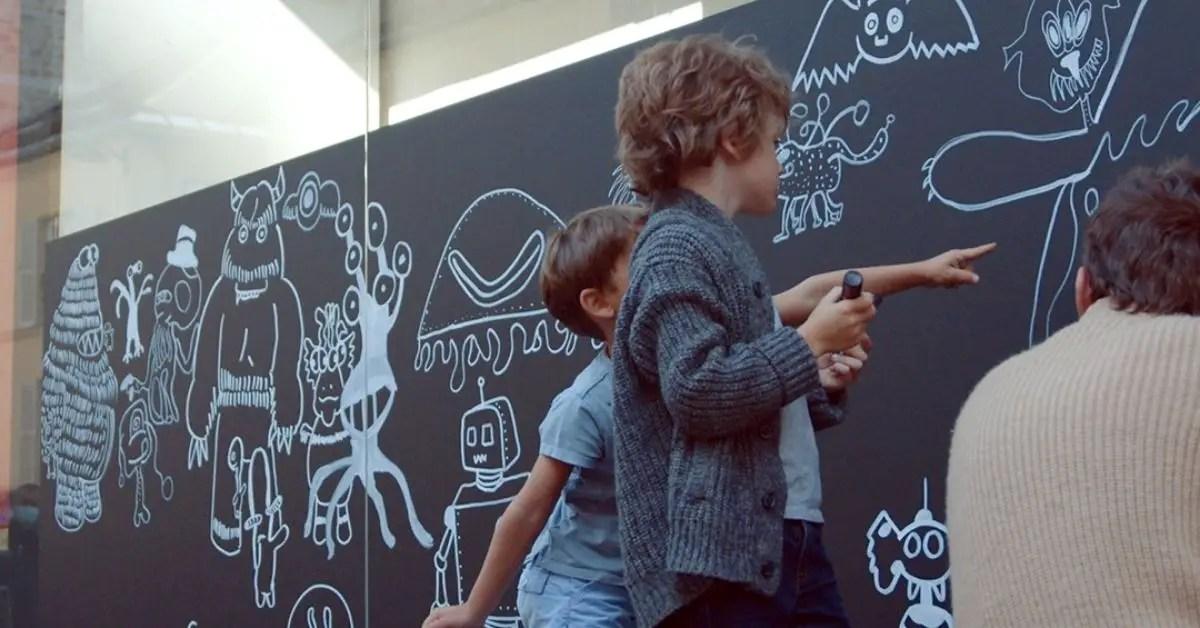 enfants-dessins