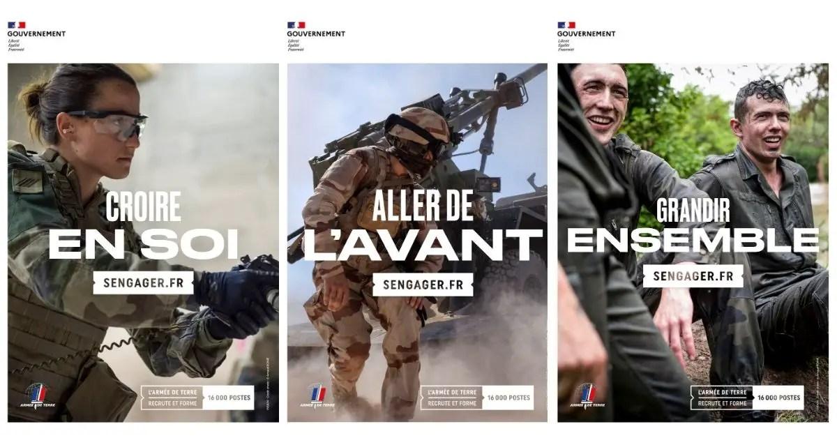 L Armee De Terre Part En Campagne