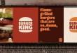 Burger King fait peau neuve et revient à son logo des années 70 !