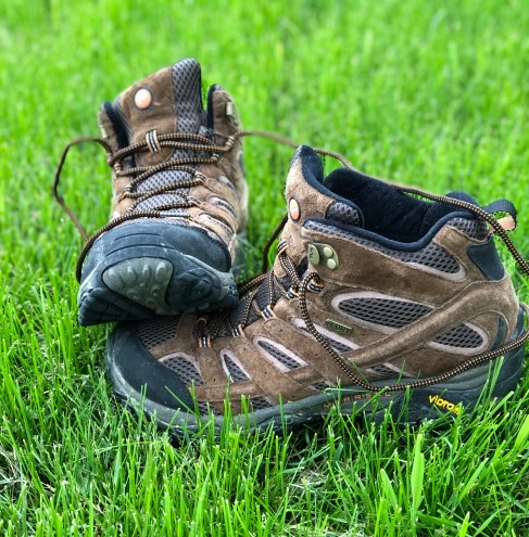 merrell hiking boot