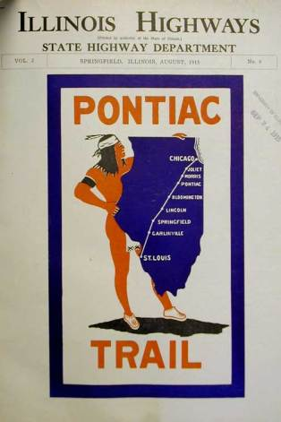 Pontiac_Trail_sign
