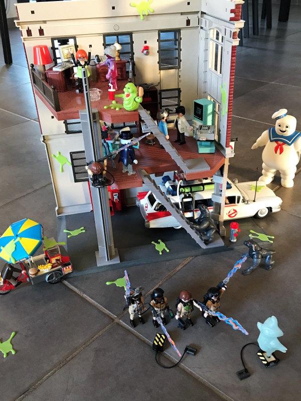 Nouvelle Série Découvrir Playmobil GhosbustersLa À knO80wP