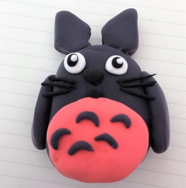 Totoro en patarev