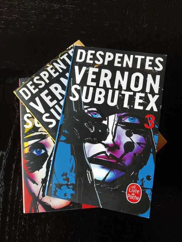 Trilogie Vernon Subutex