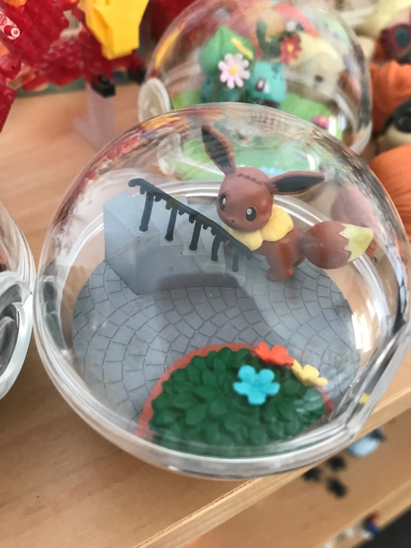 terrariums pokemon