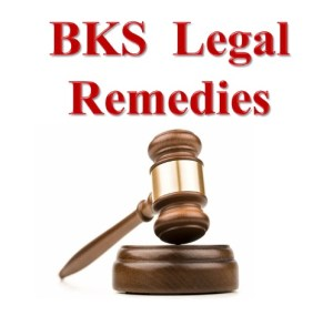 BKS Legal Remedies