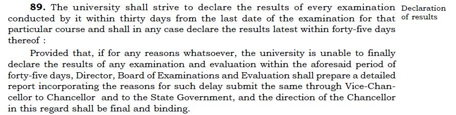 Maharashtra Public Universities Act 2016