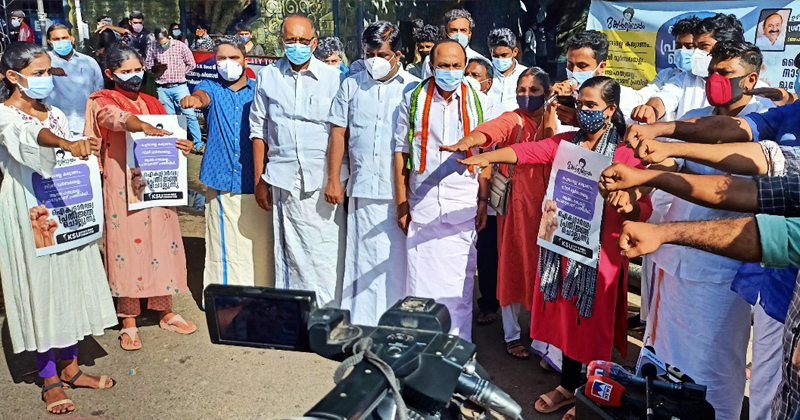 Anti-Dowry Help Desk in Opposition Leader's Office – Jaihind TV