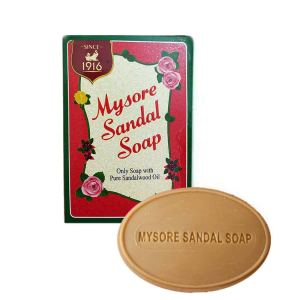 Mysore Sandalwood Soap 2.62oz (75g.)