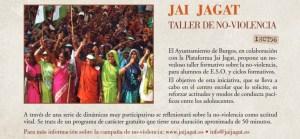 Jai Jagat en la oferta educativa del Ayuntamiento de Burgos