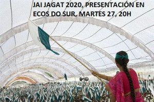 Coruña: presentación de Jai Jagat 2020