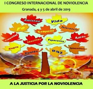I Congreso Internacional de Noviolencia