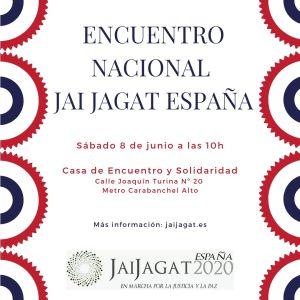 Asamblea Nacional de la Plataforma Jai Jagat España