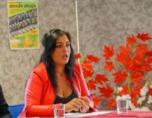 Amelia Tiganus, de Feminicidio.net