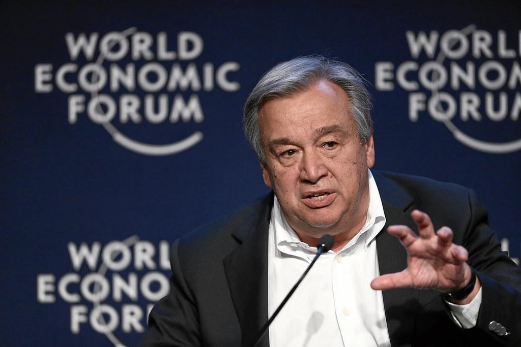 El acuerdo con el Foro Económico Mundial es una peligrosa amenaza para el sistema ONU