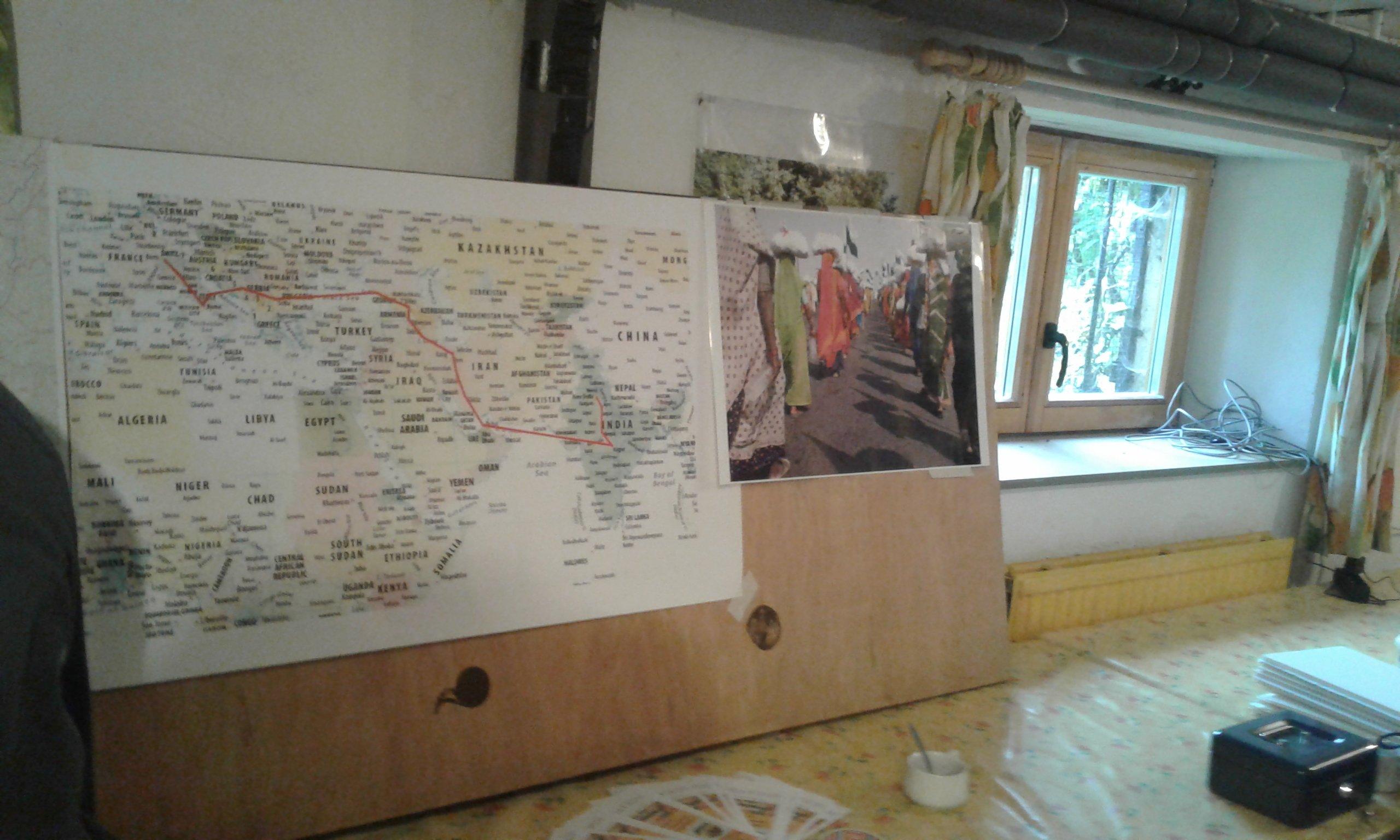 Participamos en Bélgica en el Foro Desde Abajo.