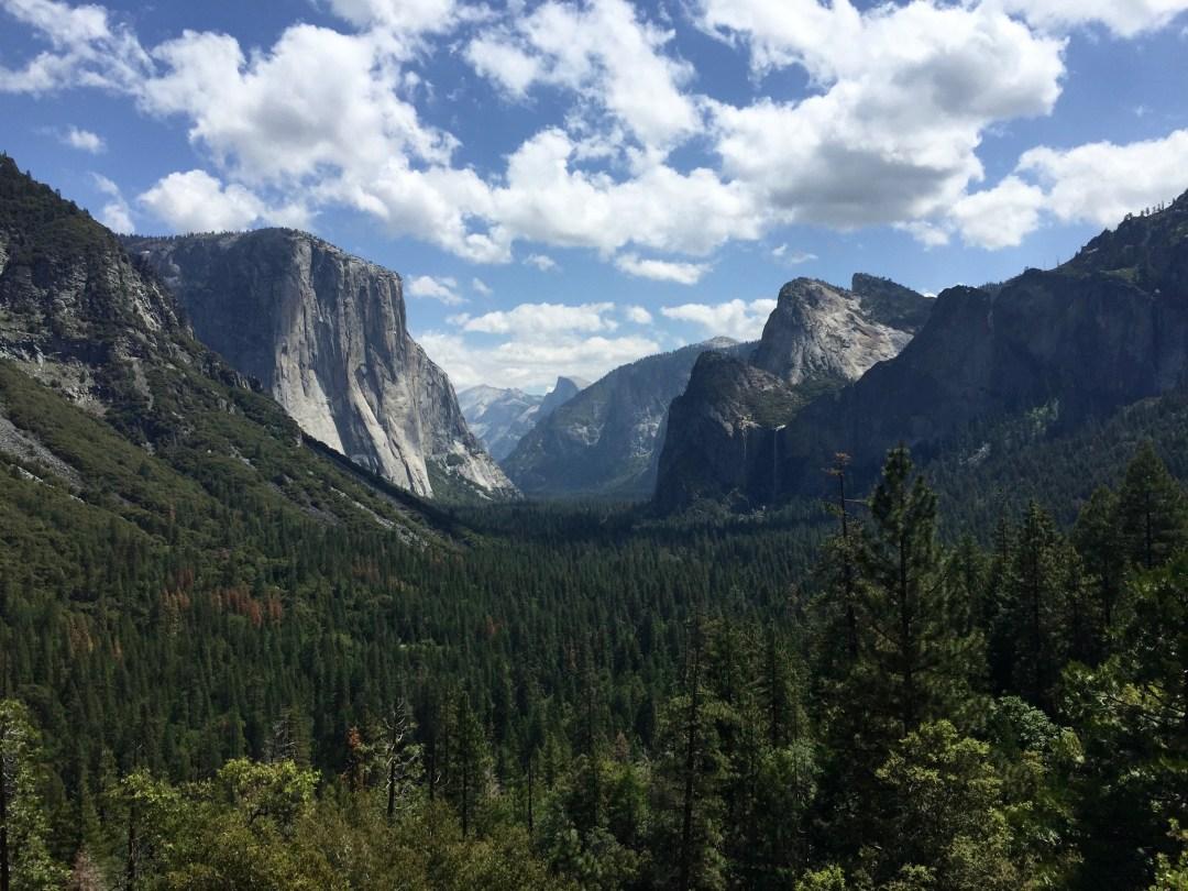Yosemite-vallée