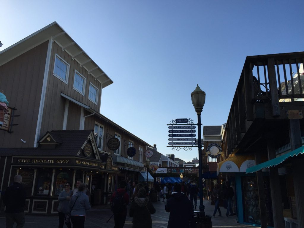 Pier39-sanfrancisco