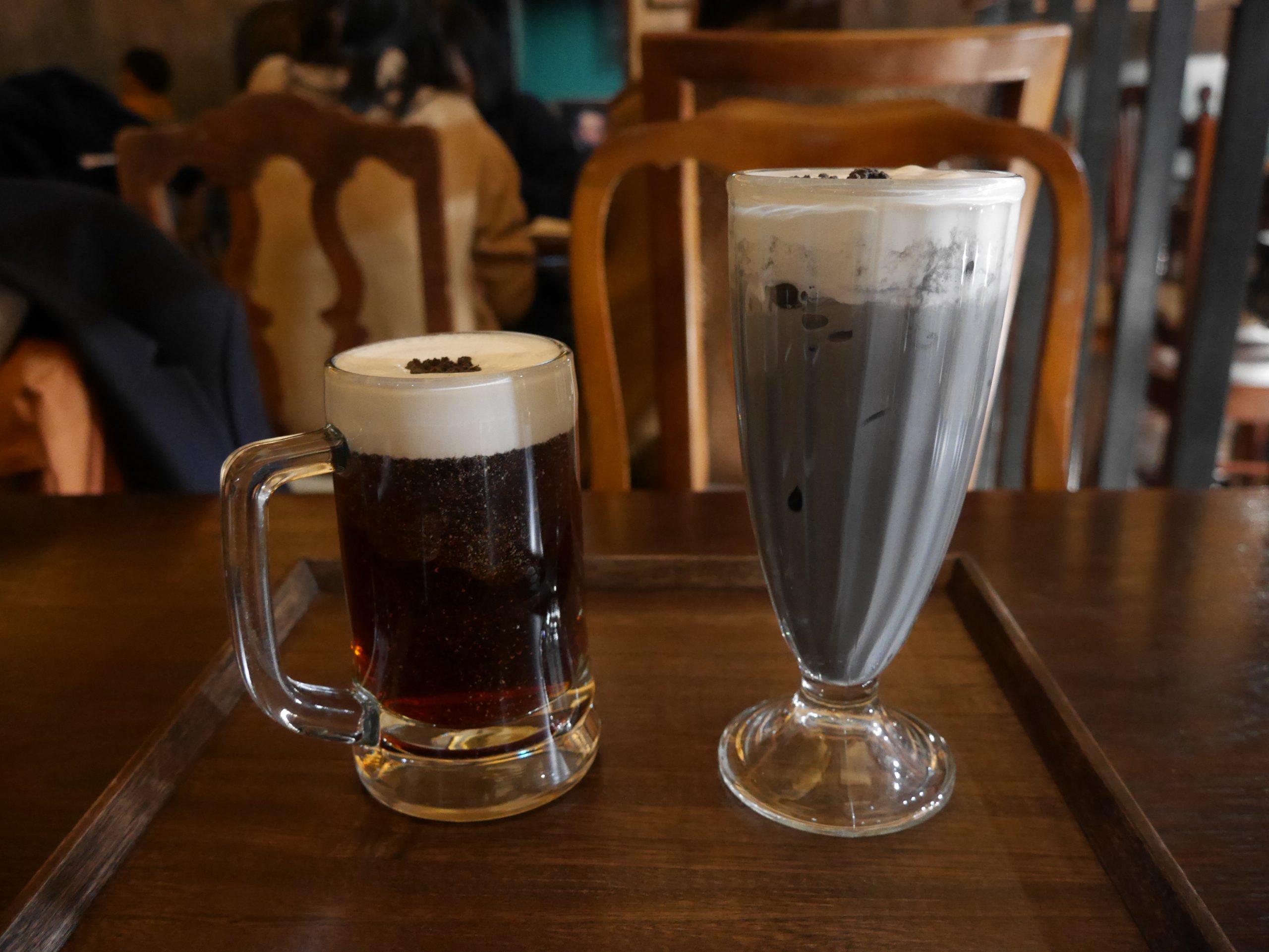 café harry potter