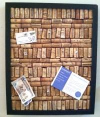 DIY Wine Cork Board | J'ai La Vie