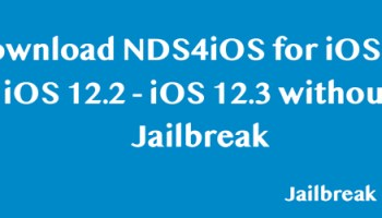 Install Nintendo 3DS Emulator for iOS 11/12/12 3 Without Jailbreak