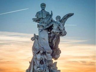 Statue Carnot à Angoulême