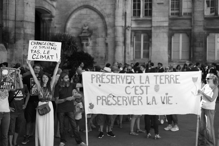 Angoulême marche pour le climat le 16 mars !