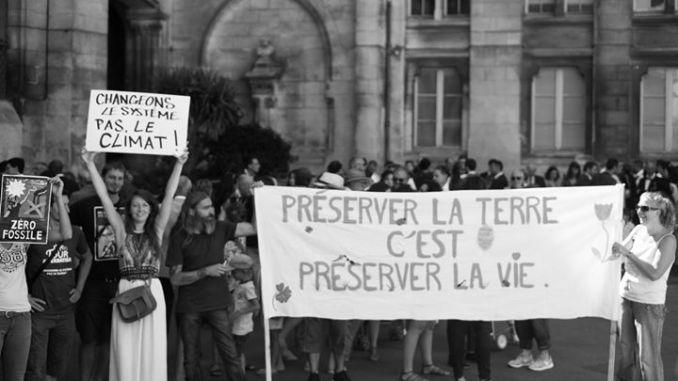 Angoulême marche pour le climat © Élodie Boussiquault