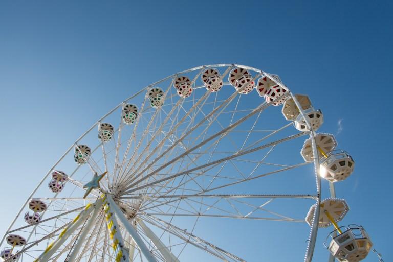 Grande roue à Angoulême : venez prendre de la hauteur !