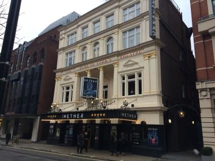 Duke of York Theatre in all it's glory!