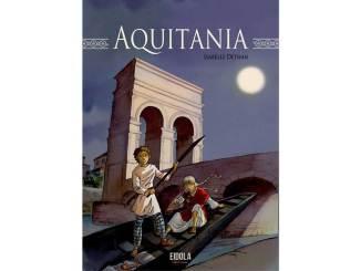 Aquitania, dernier livre d'Isabelle Dethan