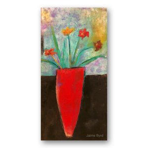 Contemporary Art by Jaime Byrd - A Thoughtful Gift