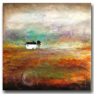 Southern Highlands No. 2 - contemporary art by Jaime Byrd