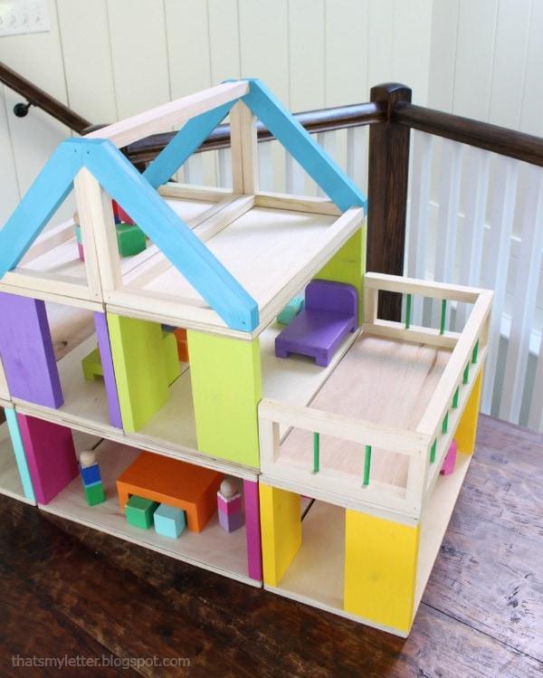 DIY Modular Dollhouse Amp Furniture Jaime Costiglio