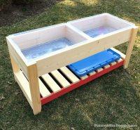 DIY Sand & Water Play Table - Jaime Costiglio