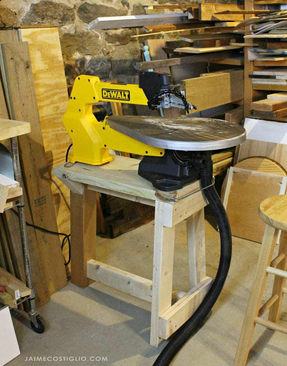 Dewalt Scroll Saw Stand Plans