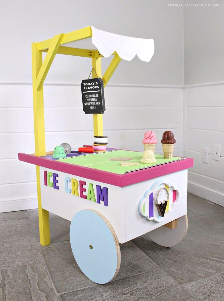 Diy Ice Cream Truck : cream, truck, Cream, Jaime, Costiglio