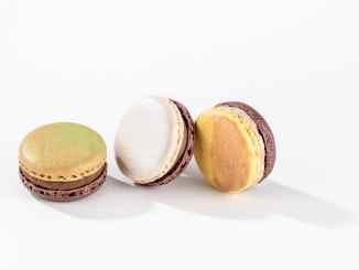 Macarons dessert Fabrice Gillotte