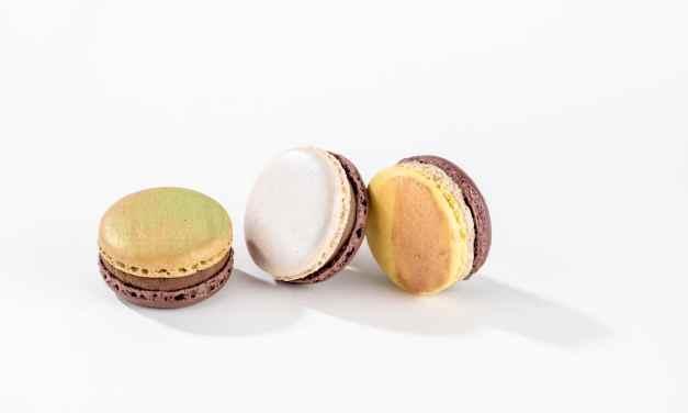 Les macarons dessert : les nouvelles créations de Fabrice Gillotte