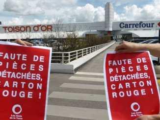 Carrefour La Toison d'Or Dijon