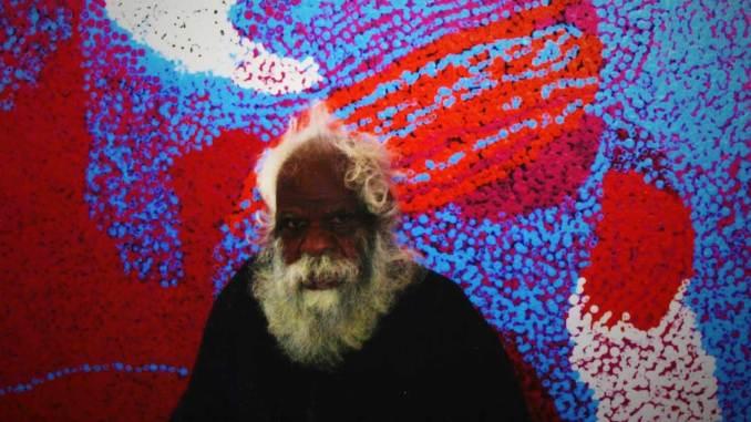 Tommy Watson peintre du musée Branly