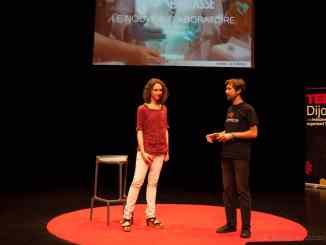 TEDx Dijon 2014 - Photo : Jocelyn Marques