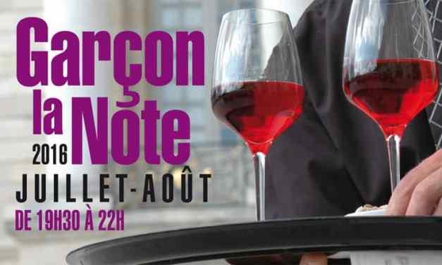 Garçon la Note : dernière ligne droite pour le festival musical de l'été à Dijon