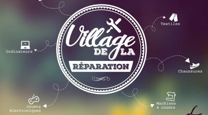 Le village de la réparation à Dijon